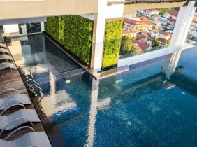 Apartment for sale in Phnom Penh City with 3 bedrooms 198m²: 456,760$