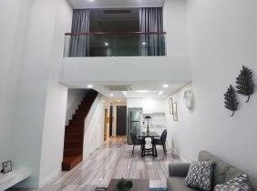 Apartment for rent in Sangyuan Garden 1 bedroom 76m² 1200$/month