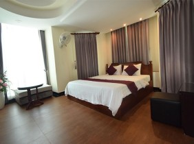 100% true: apartment for rent in Boeung Trobaek District, 2 bedrooms 110㎡ $1200/month