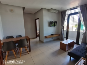 100% true: Near AEON 1 brand new apartment for rent with 2 bedrooms 85㎡ $700/month