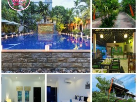 Hotel For sale SiemReap 22Rooms 3174m² 2350000$