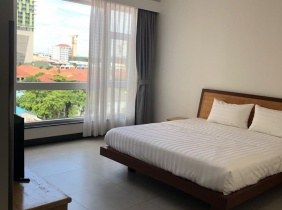 100% true: 2 bedrooms for rent in Baise River, Phnom Penh Mulberry Park, 137㎡ $1600/month