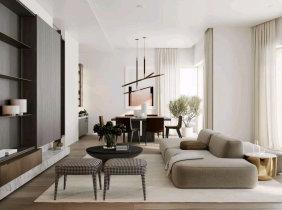 公寓出租Tonle Bassac 3房间3500 $ /月