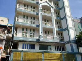 [100% real shot] Good location in Phnom Penh City on the main road, easy to rent out the entire office building or entrepreneurial building $10000/mon