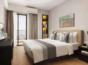 【100%真】金边市 近永旺1 对面马来西亚大使 公寓配套好 精致装修 高楼层 出租一房一厅 $1150/月