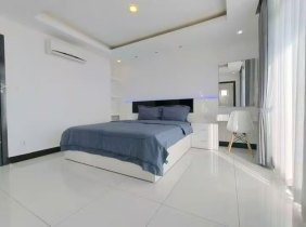 [100% true] Phnom Penh is close to the commercial area and close to the supermarket, convenient for renting exquisite one bedroom and one living room