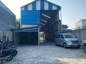 Auto Repair Factory for lease, Hanoi Road, area 700m² ,2000$/month,