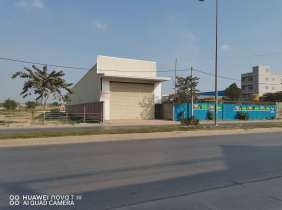 [100% true] New Phnom Penh warehouse for rent 873㎡ on Hanoi Road, $2000/month relatively new and independent