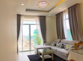 Apartment for rent in Phnom Penh City, 2 bedrooms 1100$/month