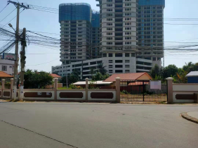 [100% real auction] Shui Jinghua District, Phnom Penh City, suitable for long-term investment location, Jiaji Land for sale $3960000