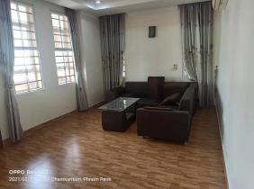 Apartment in Chamkamorn near the Russian market with two bedrooms for rent area 100㎡ $1000
