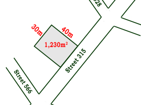 Land for sale, along street 315, Khan Toul Kork