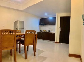 Apartment For rent Chamkarmon 1Rooms  500$/Month