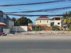 Land for sale in Kandal Province, suitable for long-term investment  $3000000