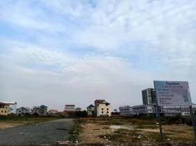 Land for sale in Sen Sok District, Phnom Penh City $800/m2