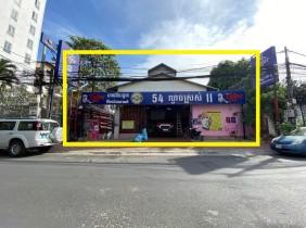 Restaurant for Rent in BKK1 near BKK Market