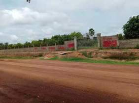 Land for sale near Highway 41  /  105429㎡, 12$/square, excellent location