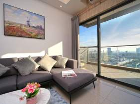 Apartment for rent in Sky Tree 1 bedroom 80m²   550$/month