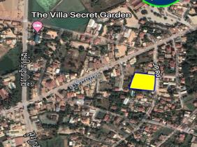 Land for Sale in Siem Reap town, near Build Bright University