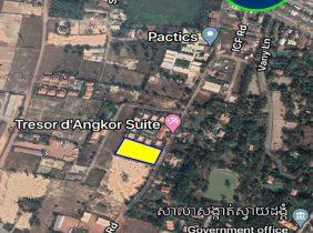 Land for Sale near Cultural Village, Siem Reap