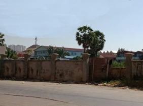 Land for Sale, Near City Golf Club, Khan Rusey Keo