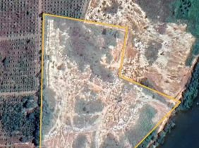 Freehold property rights of 50,000 square meters near Highway 4, seaside land for sale, 150$/square, excellent location