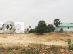 Land for Rent along Tumnub Kob Srov Blvd, Sangkat Kouk Roka