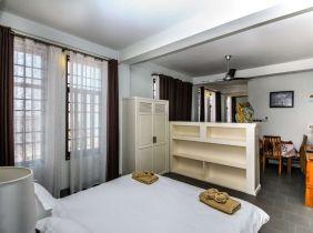 Apartment for rent in BKK2, Chamkamorn  450$/month