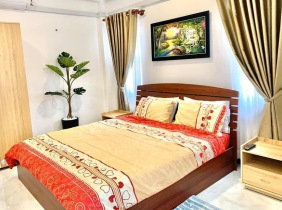 Apartment for rent in Toul Kork District, with 1 bedroom   45㎡  $300