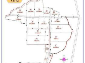 Land for Sale, 72ha, 21Km from Toul Kork Antenna