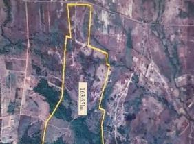 Land for Sale on National Road 4