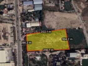 Sale Land Kantaok Freehold 19000m² 9500000$