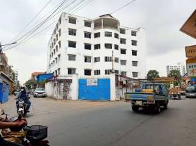 [INEST recommendation] The factory in Duigu District, Phnom Penh City has both sides facing the road. It is suitable for investment and business. $650