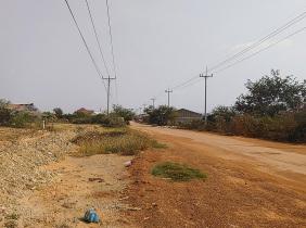 3.5 Ha Land for Sale – Krong Chbar Mon, Kampong Speu