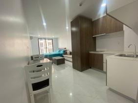Apartment For rent Boeung Kak Ti Pir 1Rooms 43m² 550$/Month
