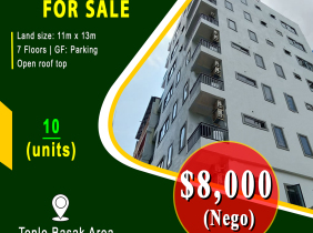 Building for rent in Tonle Basak area