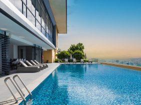 Sky Villa Luxury Apartment Wonderful View 4100$-4300$/Mon