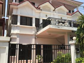 Rent Phnom Penh  Sen Sok  Tuek Thla 4Rooms 190㎡ $1000