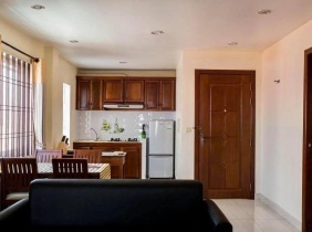 Apartment for rent in Wanhemi district 1 bedroom 75m² 450$/month