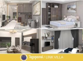 Modern Link Villa For Sale Near Aeon3 $166000