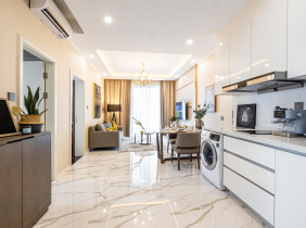 Modern One-Bedroom for Rent $950/m 87㎡