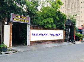 Restaurant for rent in Boeung Keng Kang I