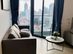 Apartment for rent in Tonle Bassac 2 bedrooms 89m² 1000$/month