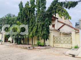 Land for sale in Toul Kork, 450m from TK Avenue