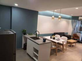 [Beijing IFC's existing house is sold at a low price] Fully furnished and home appliances, 2 bedrooms 70㎡ $81000