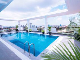 One Bedroom Apartment in Tuol Kork 66㎡ $750