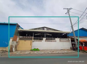 Lease of plant in the commercial area of Phnom Penh Airport, area: 600㎡, rent: $1500 (talking)