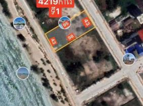 Sale of the freehold property rights of the four districts of the land 4219m² 11391300$
