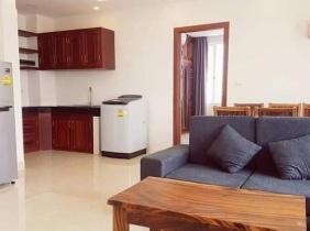 Apartment for rent in Phnom Penh City, Chamkarmon Tuol Tumpung 1  1 bedroom, 123㎡ $450