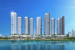 马来西亚高级公寓在售  绿地翡翠湾
